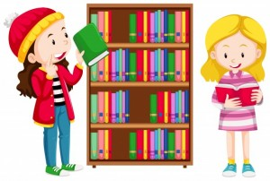 two-girls-in-the-library-illustration_1308-1038